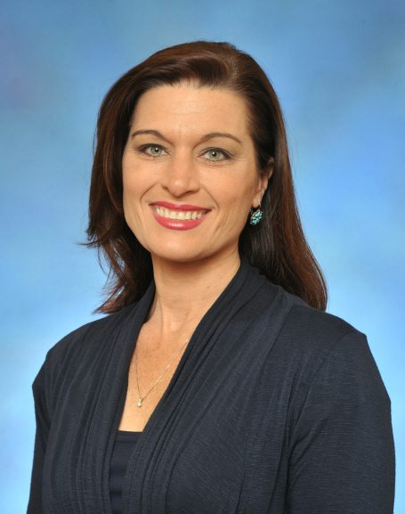 Erica Estep, public relations manager for East Tennessee Children's Hospital