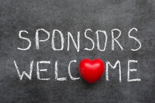 Sponsors are vital for event planners.