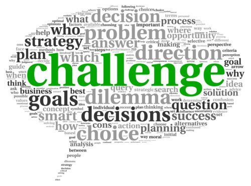 Event planners have to overcome challenges. What were some of yours?
